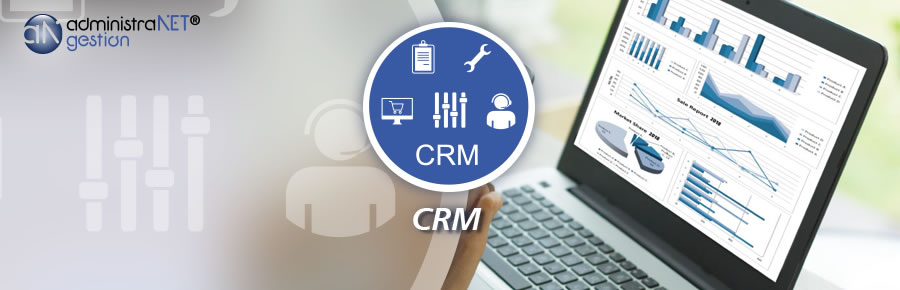 administraNET gestión Software fidelización de clientes CRM customer relationship management
